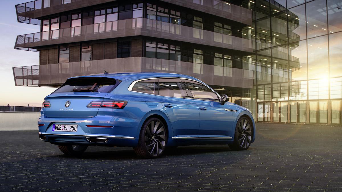 VW Arteon cennik