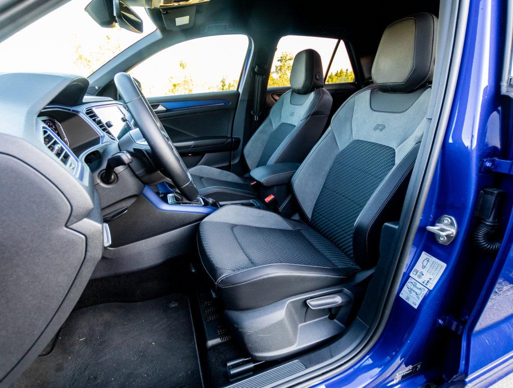 volkswagen t roc r test 2020