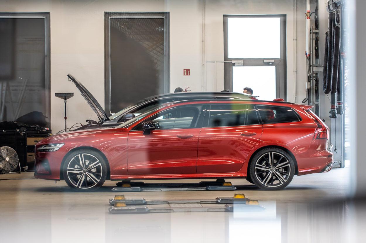 Volvo dożywotnia gwarancja