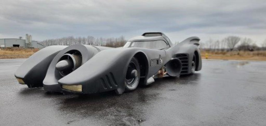 Batman samochód