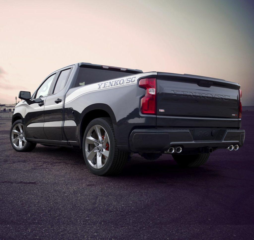 Chevrolet Silverado Yenko