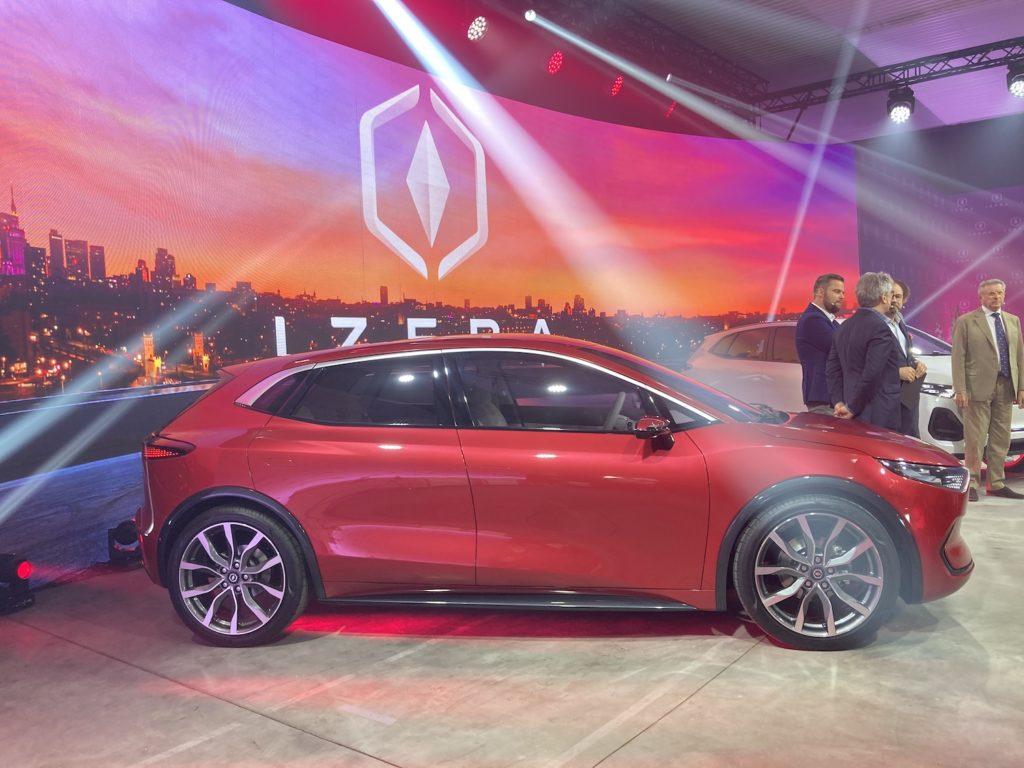 premiera polskiego samochodu elektrycznego