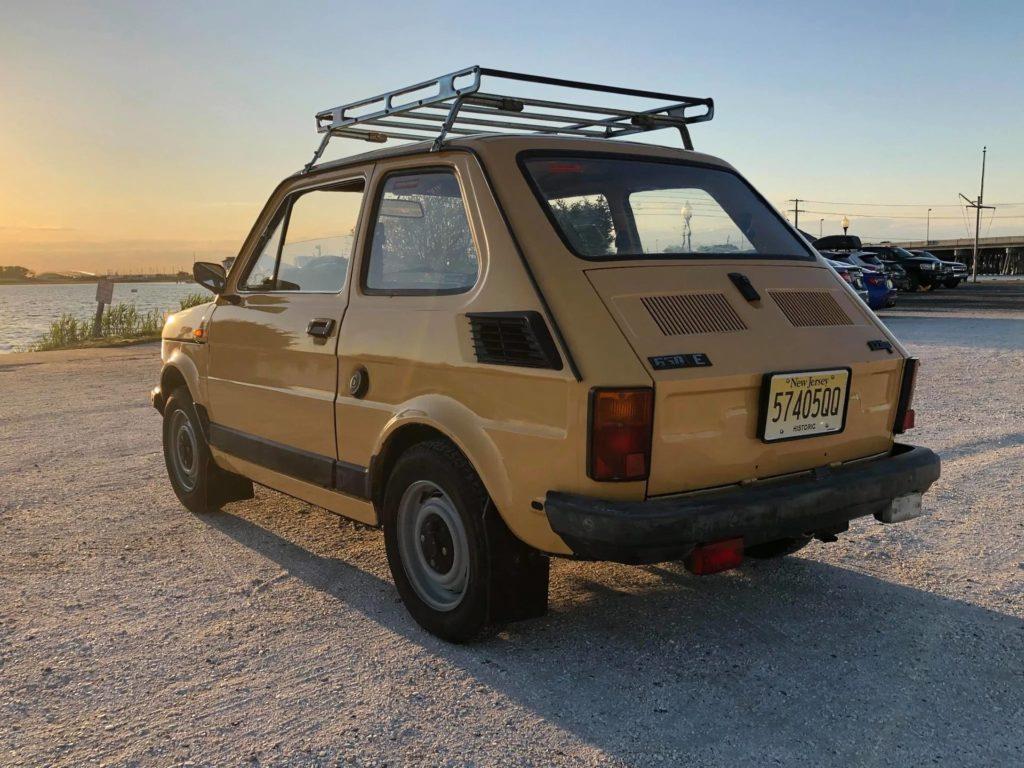 Fiat 126p import