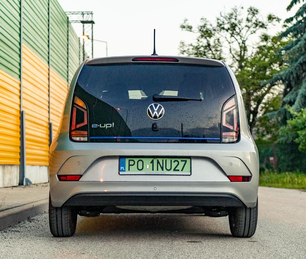 VW e-up koniec produkcji