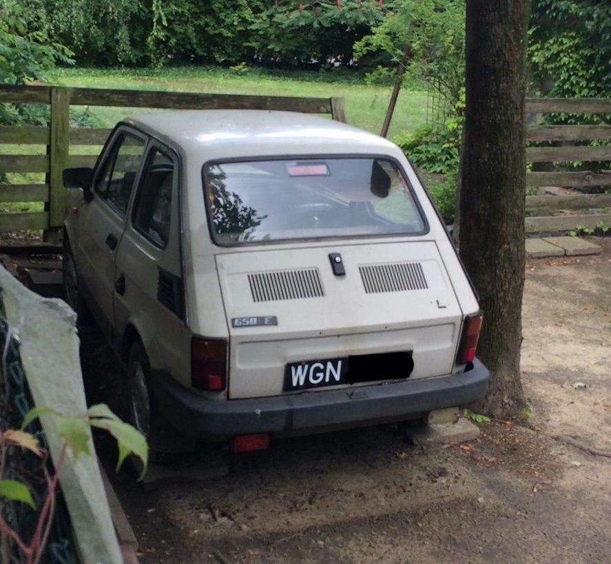 zakończenie produkcji Fiata 126p
