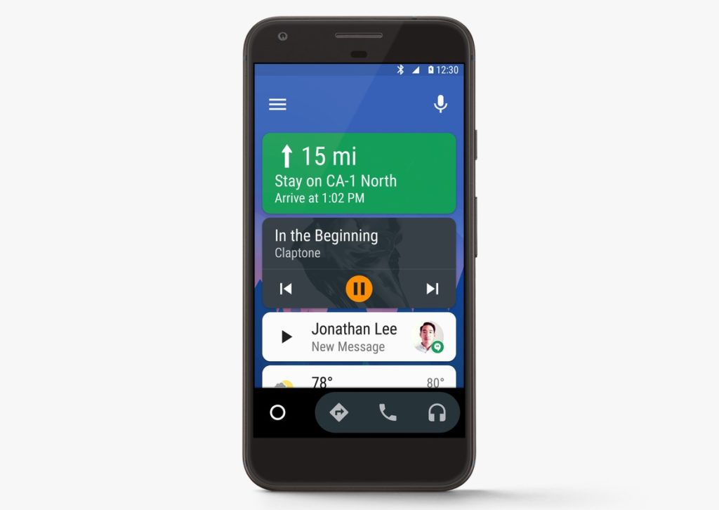 android auto aplikacja