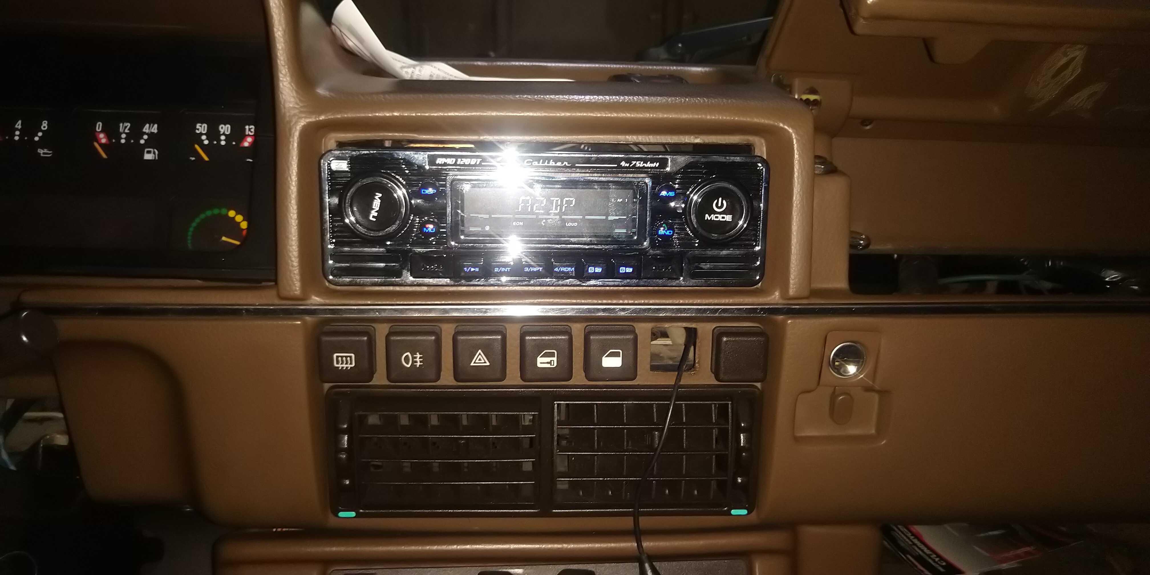 radio caliber