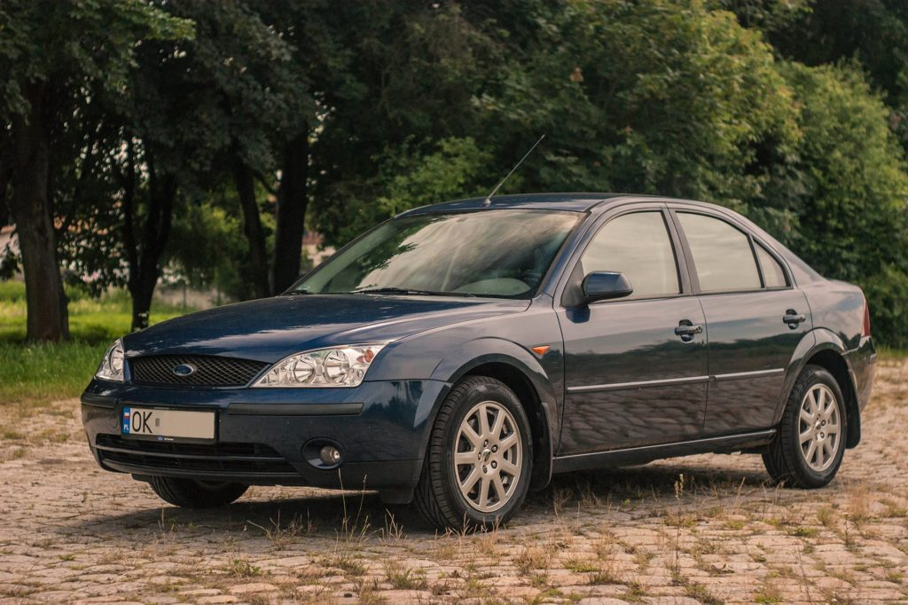 Ford Mondeo test