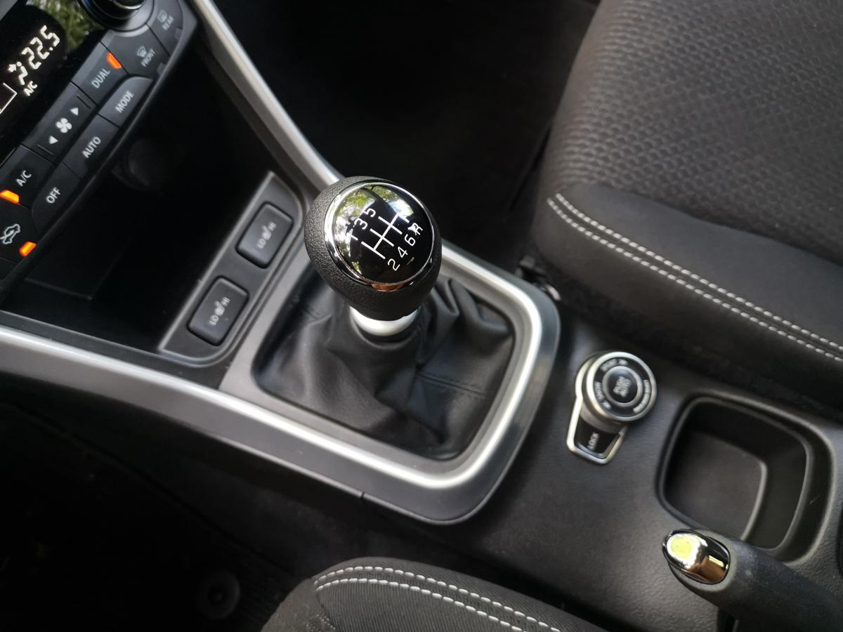 Suzuki SX4 S-Cross hybrid test