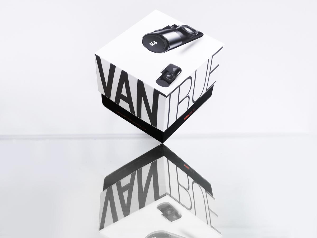 Vantrue n4 3ch test