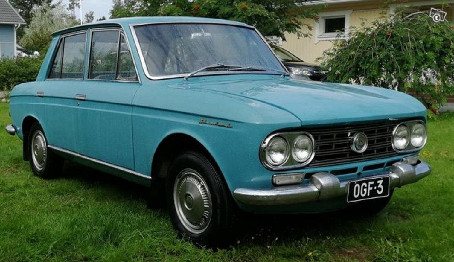 finlandia samochody
