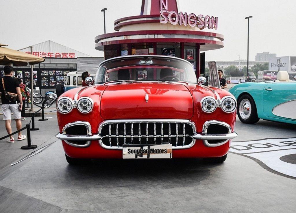 Corvette C1 cena