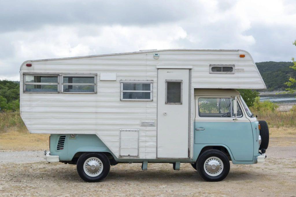 VW T2 kamper