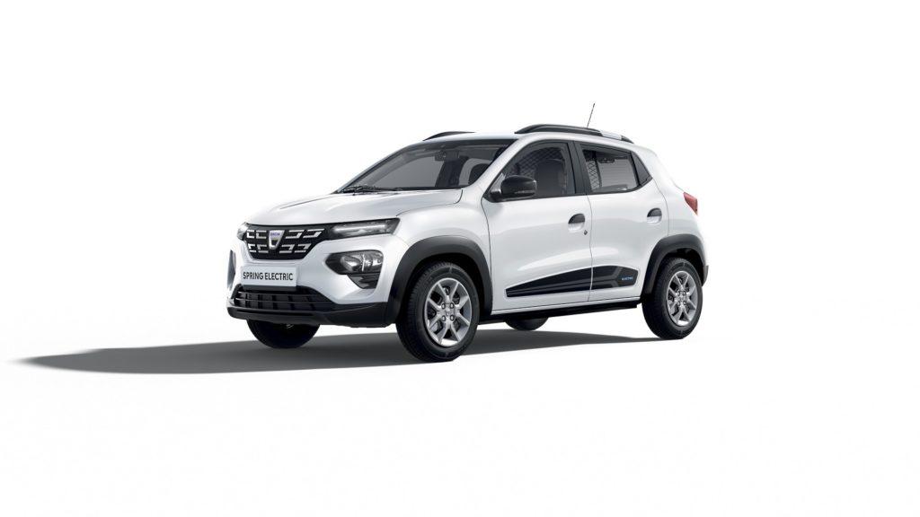 Dacia Spring Chiny