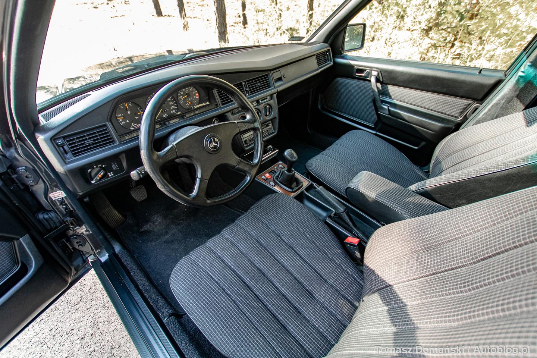 Mercedes 190 zakup