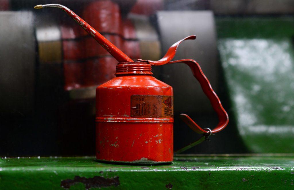 olej silnikowy wymiana