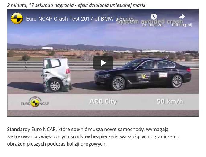 wypadek BMW DK1