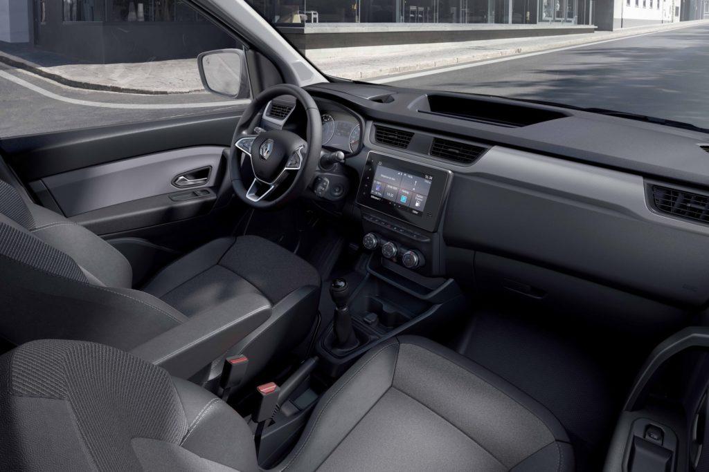 nowe Renault Kangoo