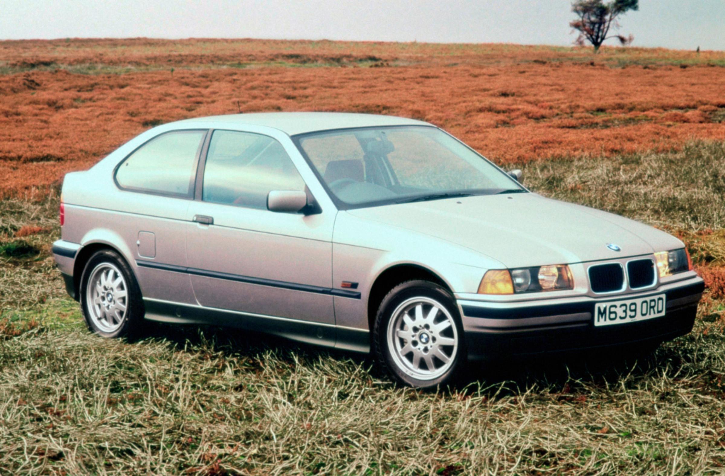 BMW E36 historia