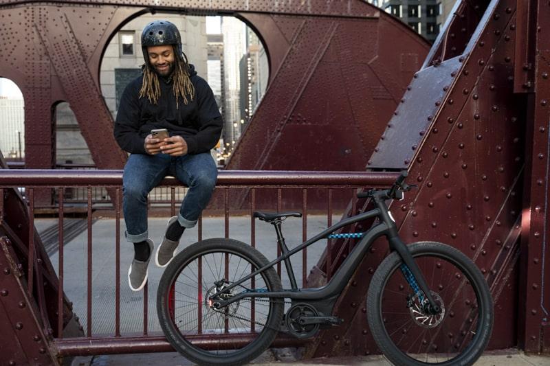 reklama harley rowery elektryczne