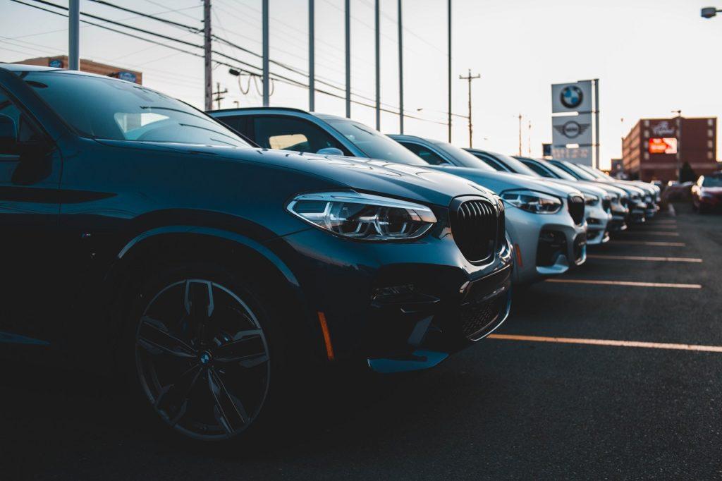nowe samochody niesprzedawalne