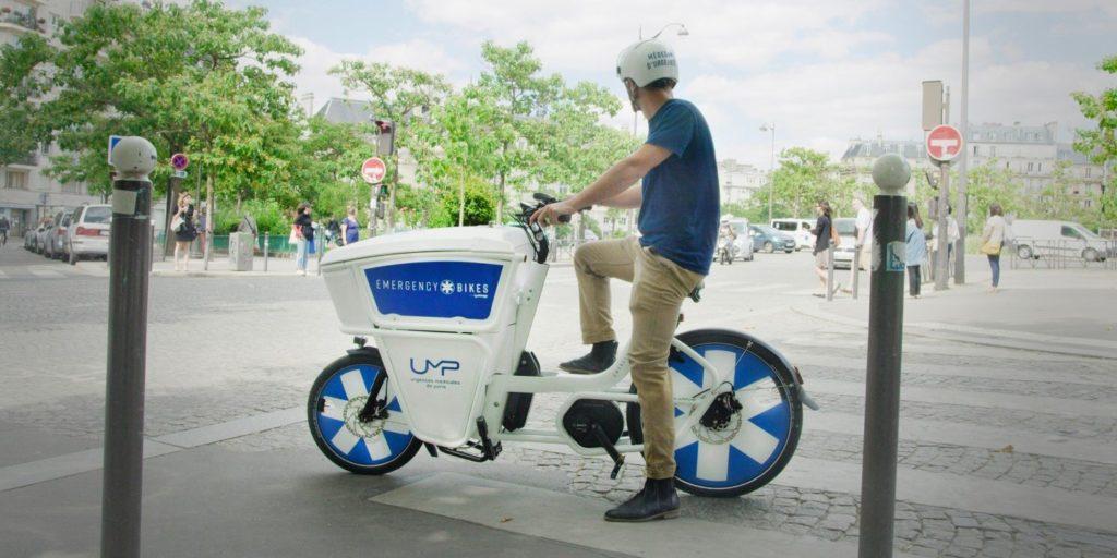 rower ambulans