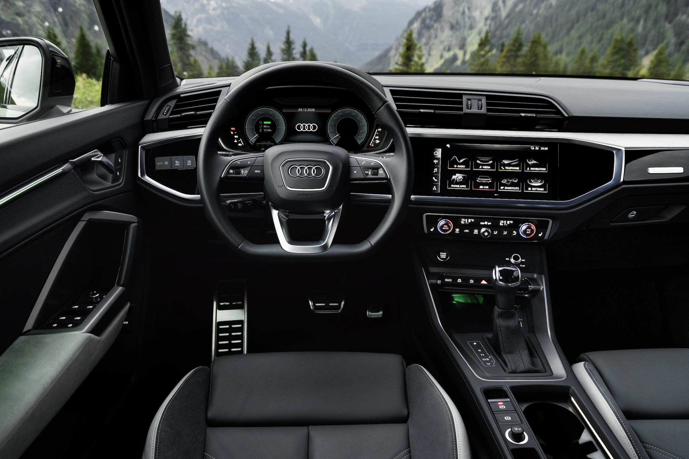 Audi Q3 hybryda