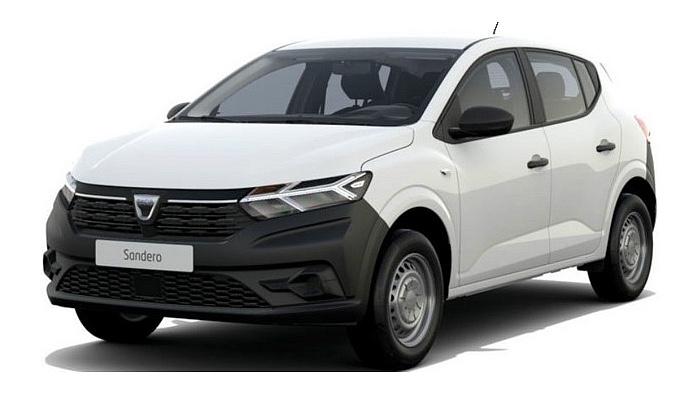 Dacia sandero wyposażenie