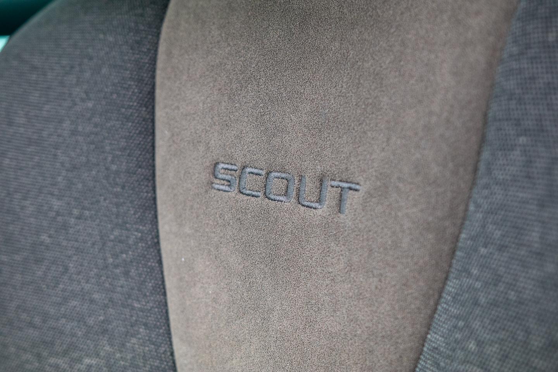 skoda octavia scout test