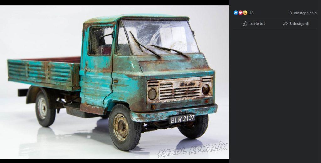 żuk samochód zabawka