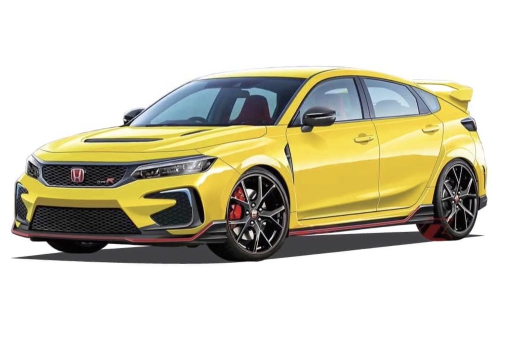 Honda Civic Type R 11