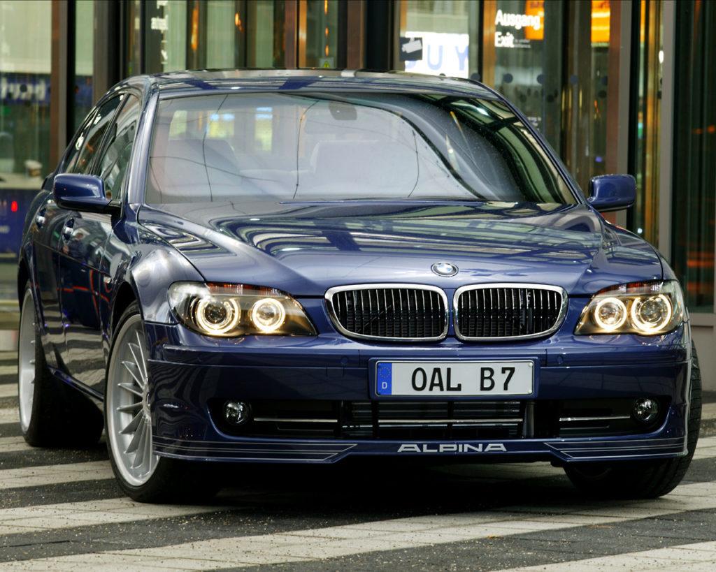 używane BMW E65