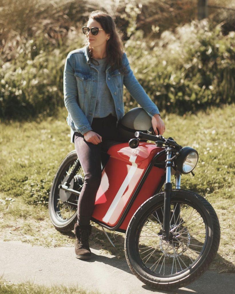 motorower dla kobiety ftn motion