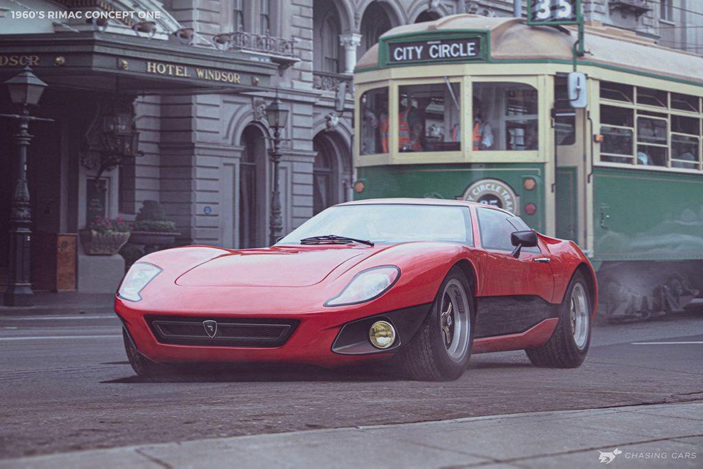 klasyczne samochody elektryczne