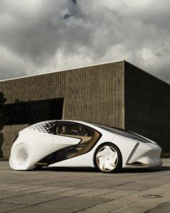 autonomiczna Toyota