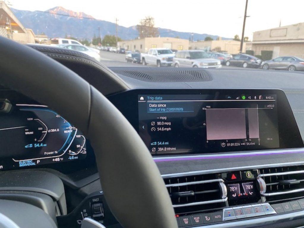 tuning BMW X5 xDrive45e