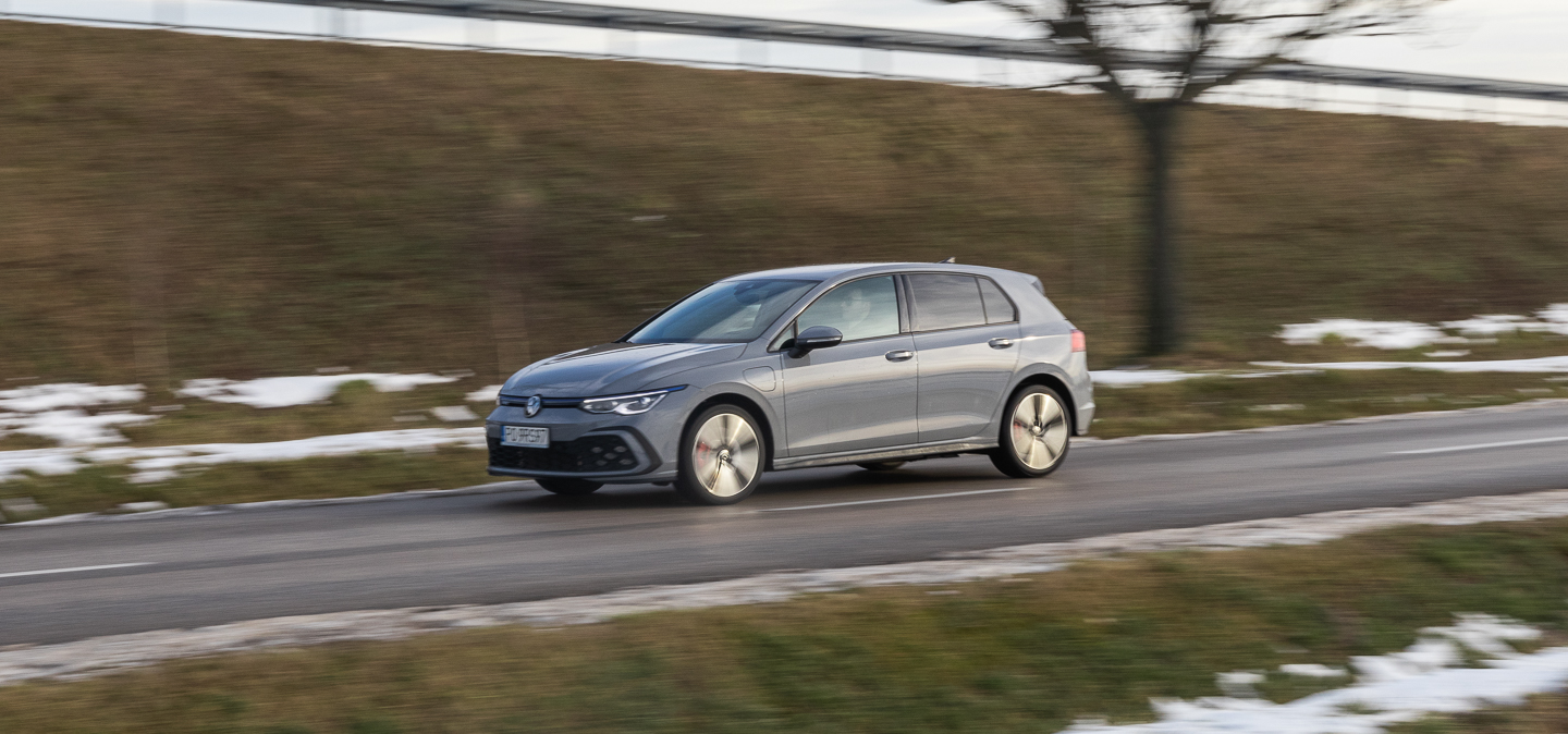 volkswagen golf gte test 2021