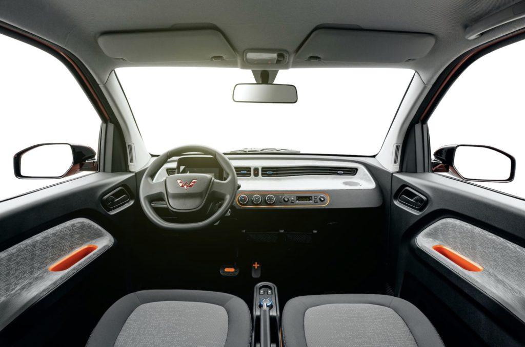 chiński samochód elektryczny wuling