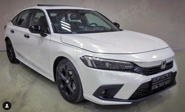 Honda Civic zdjęcia
