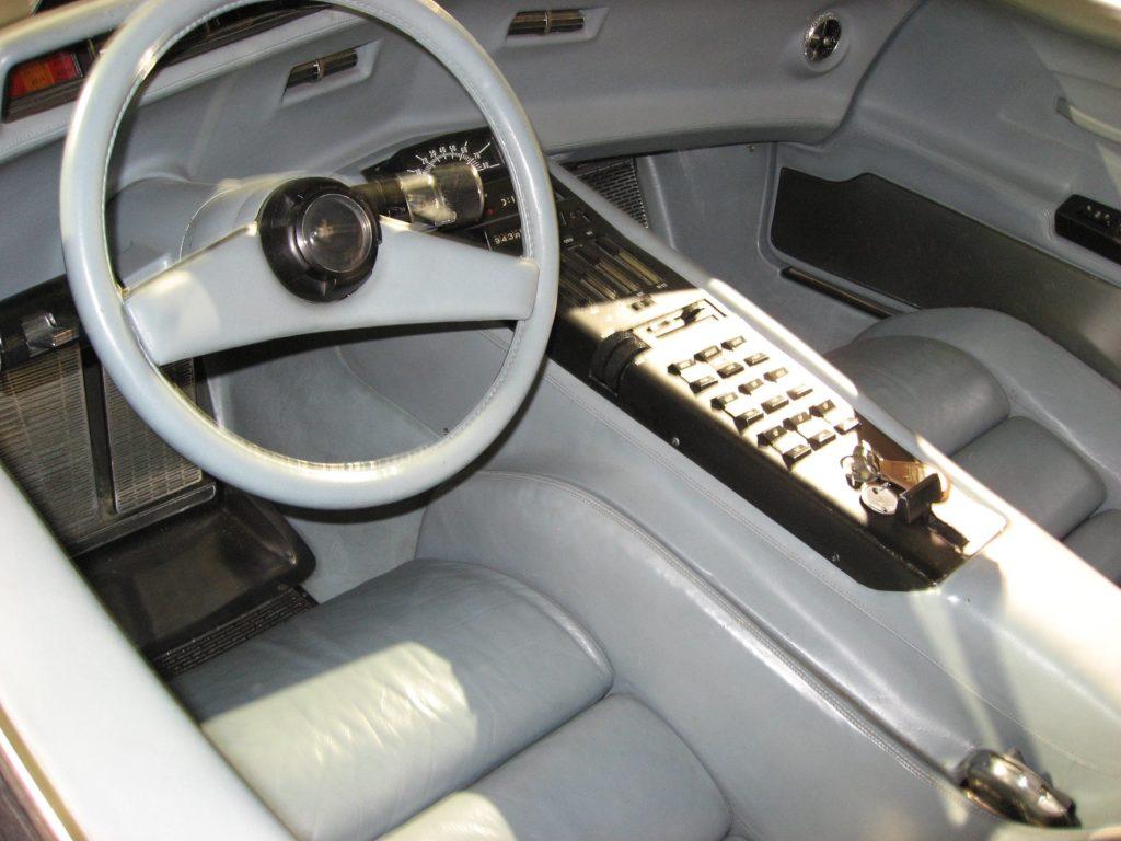 Chevrolet Corvette Manta Ray
