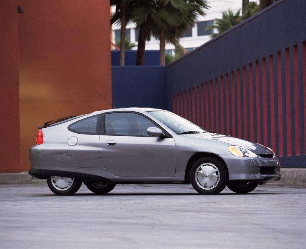 Honda Insight silnik