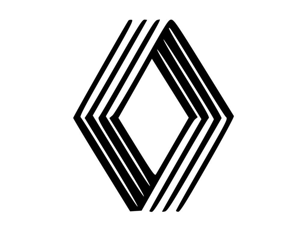 Renault zmienia logo