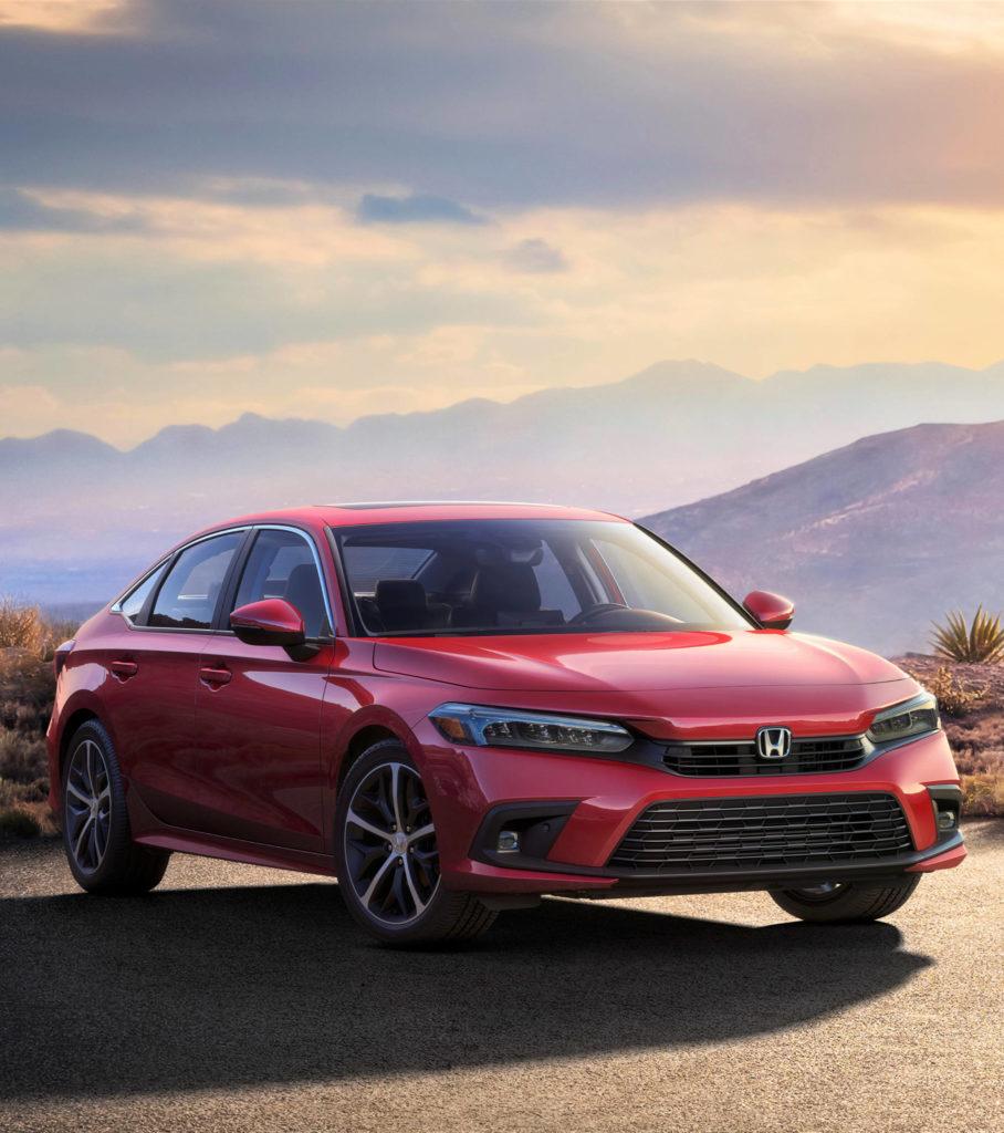 Nowa Honda Civic zdjęcia