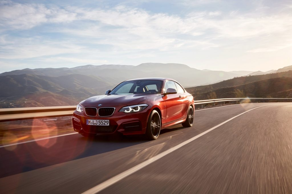 bmw 2 coupe f22