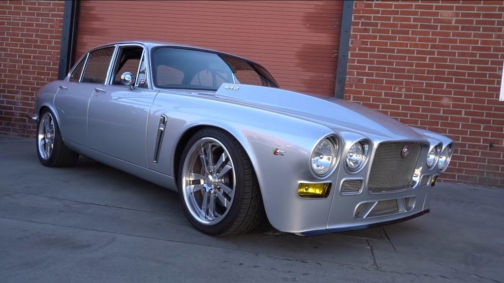 Jaguar XJ V8