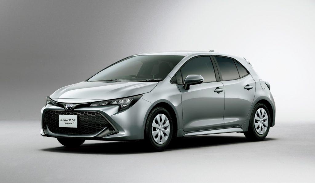 silnik wodorowy Toyota