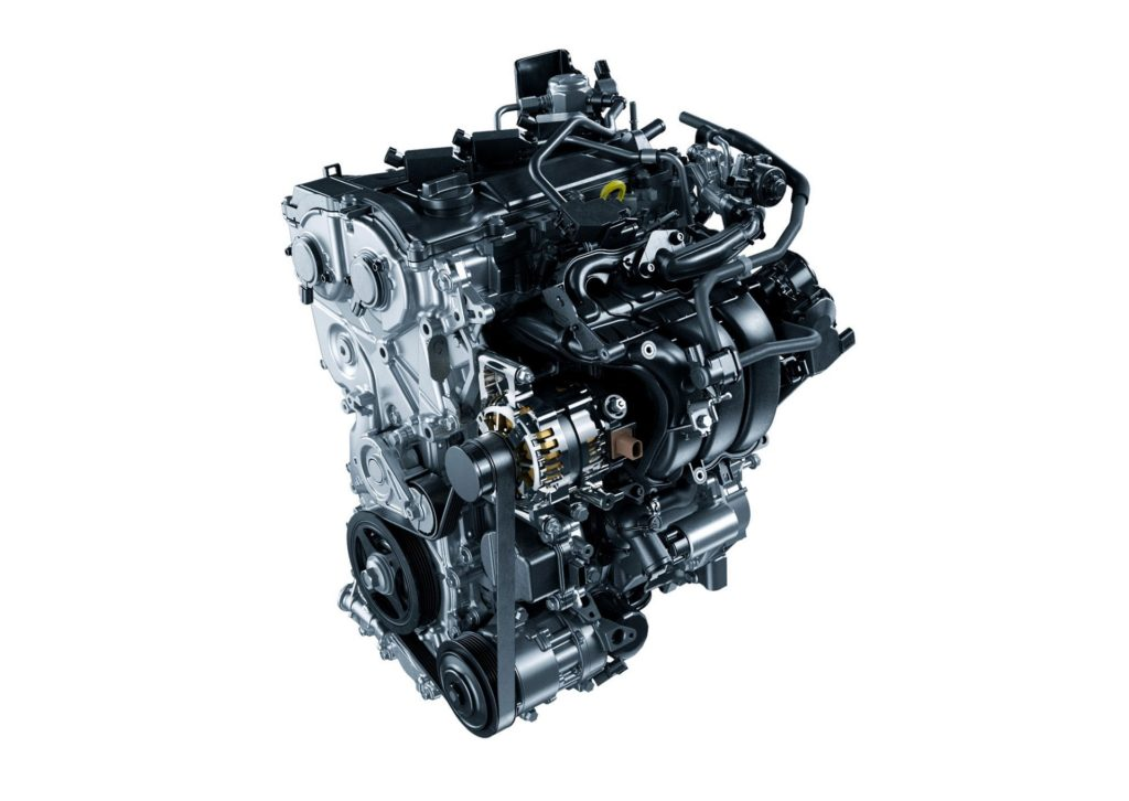 Toyota silnik wodorowy