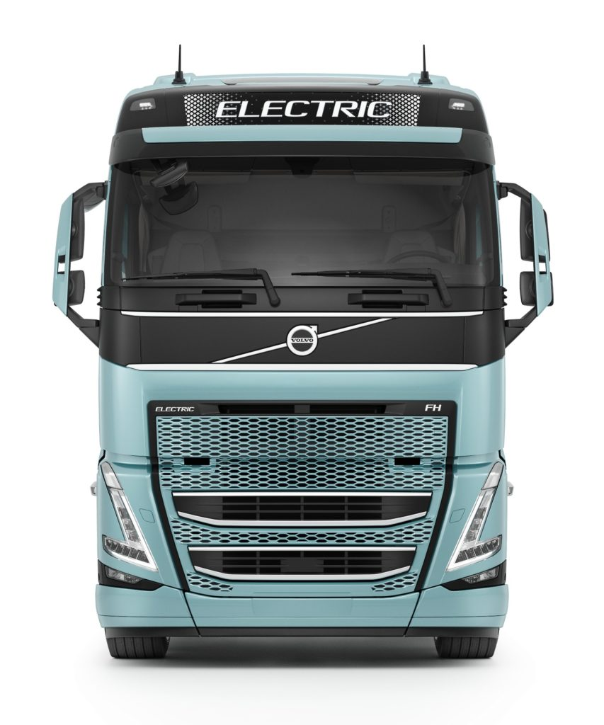Volvo FH Electric