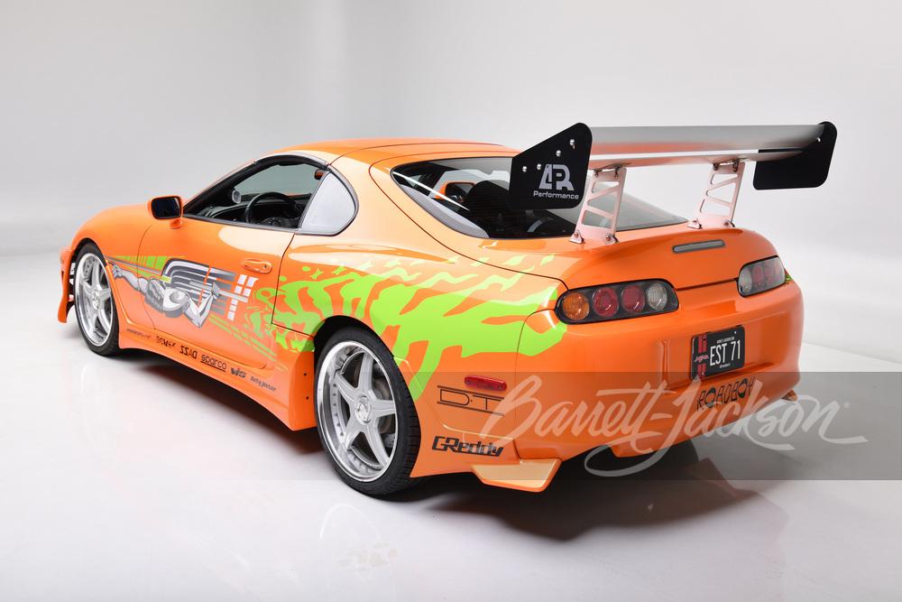 Supra Fast & Furious