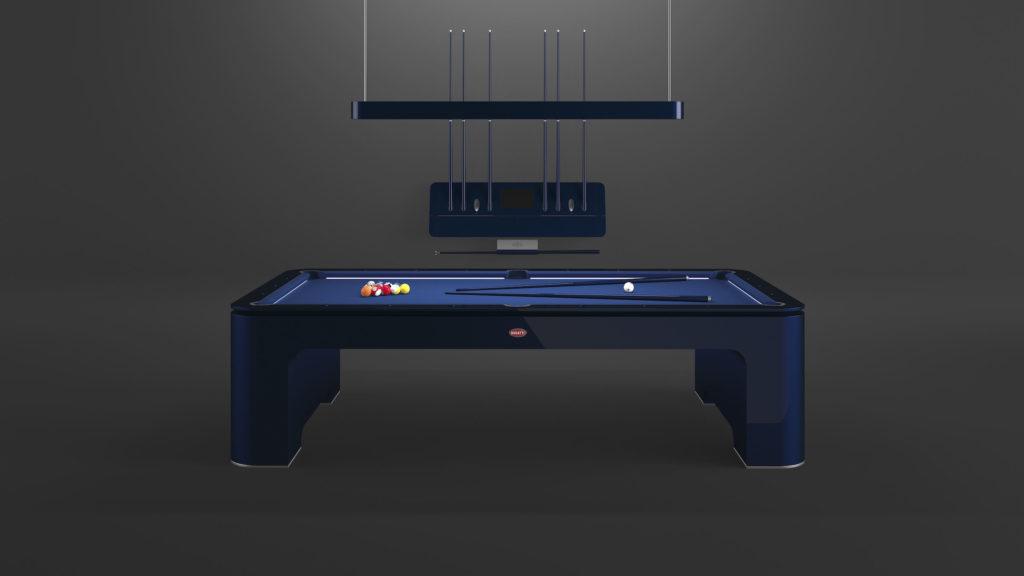 bugatti stół
